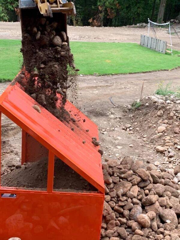 topsoil screener