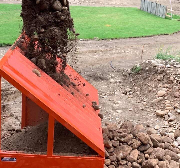 The Benefits of Topsoil Screening Machines